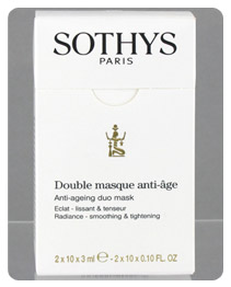 Anti-Ageing Double Mask